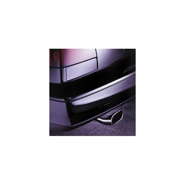 Einddemper VW Polo 9N 1.2i-1.4i 16V vanaf bj,2001 Ovaltour 148x7